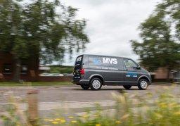 MVS Delivery Van