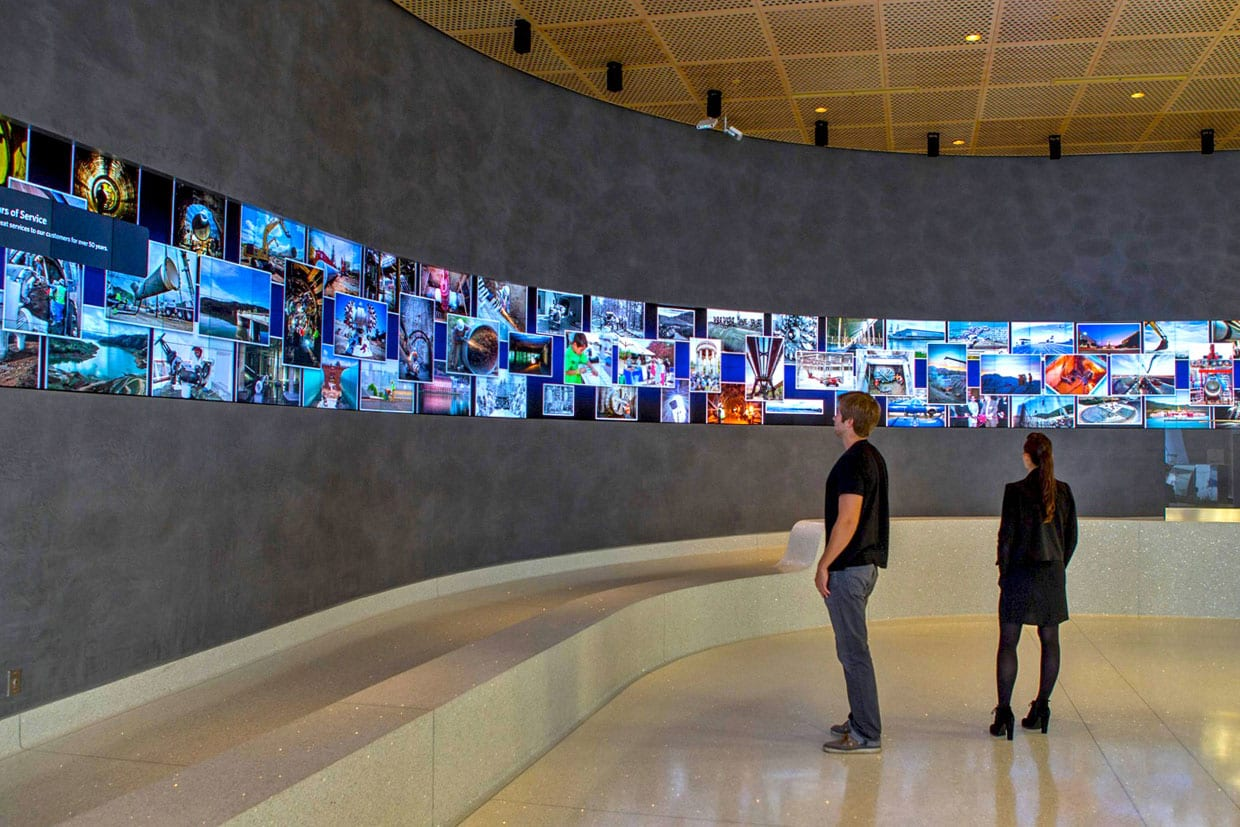 MVS Video Wall solutions