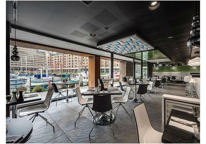 Bose Pro Music Systems - CAU Restaurants