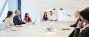 MX 700 boardroom AV system from MVS Audio Visual Solutions