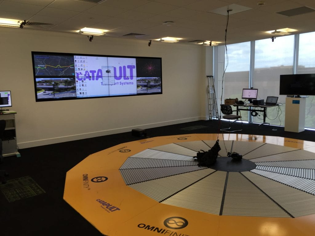 Meeting Room AV - Catapult