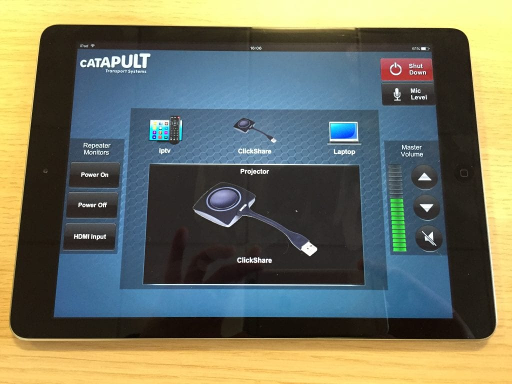 Meeting Room AV - Catapult