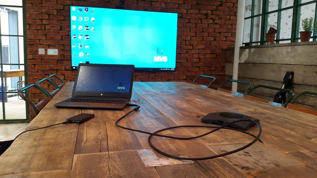 Hello Fresh, Meeting Room AV