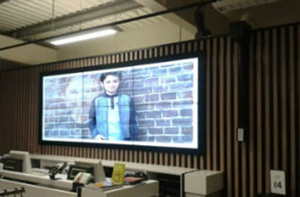 Tesco Video Walls