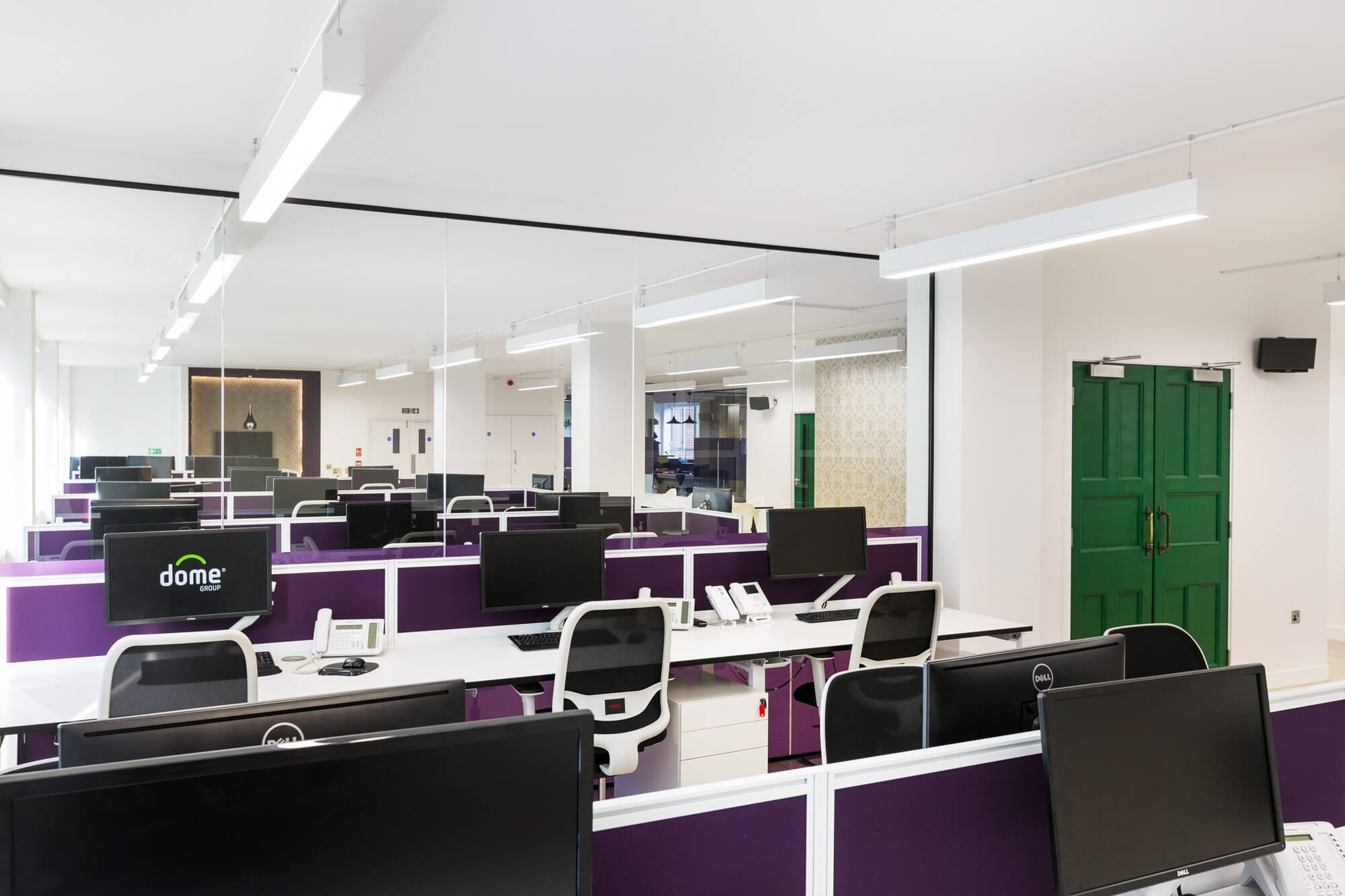 Audio Visual office fit out