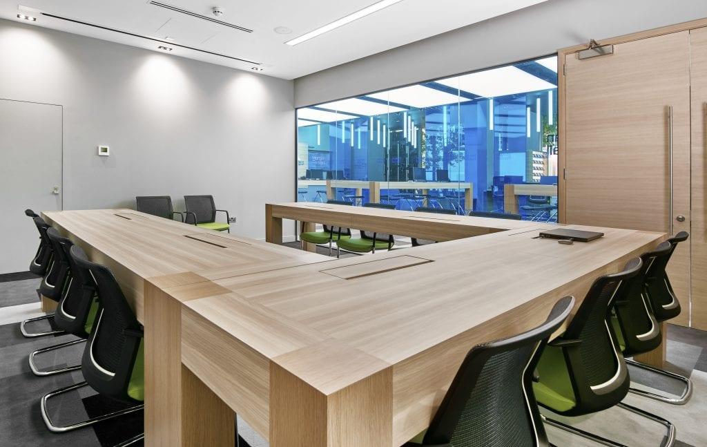 Meeting Room AV Morgan Randall