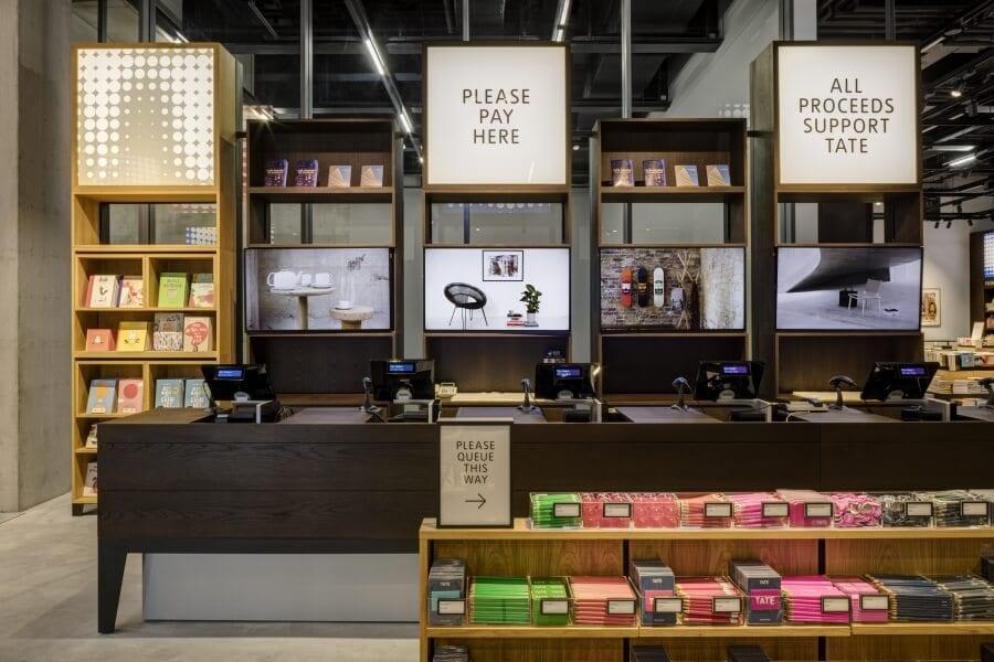 Umdasch Shopfitting - Tate Modern