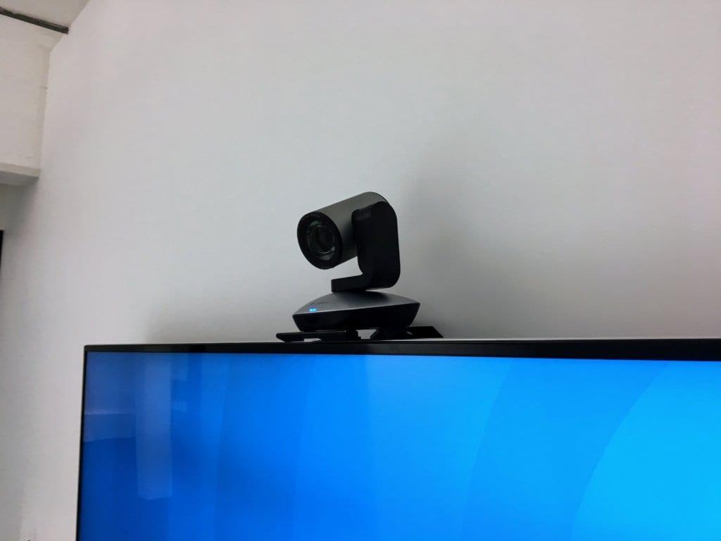 Cult Beauty PTZ webcam