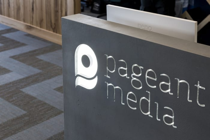 Pageant media offices