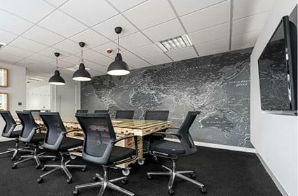 Boardroom AV - SOUTHAMPTON FREIGHT