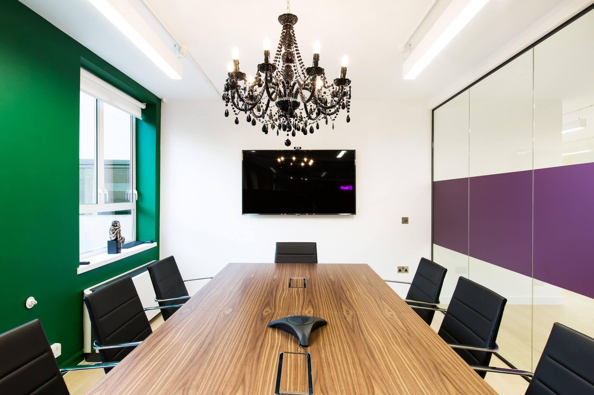 Meeting room AV solutions