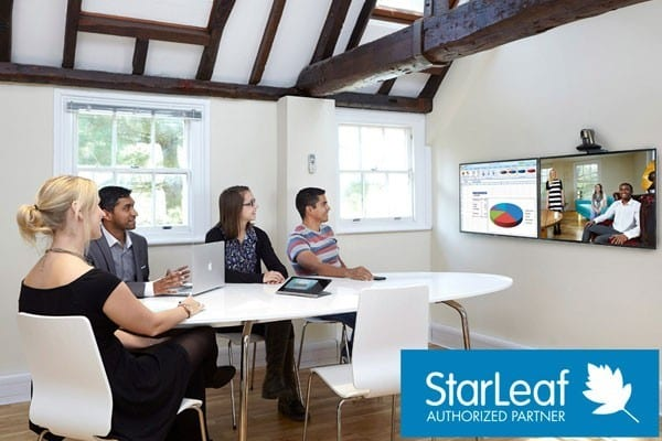 Starleaf video conferencing systems