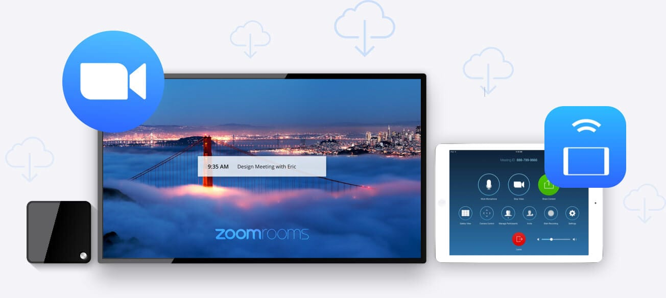 Zoom video conferencing systems by MVS Audio Visual