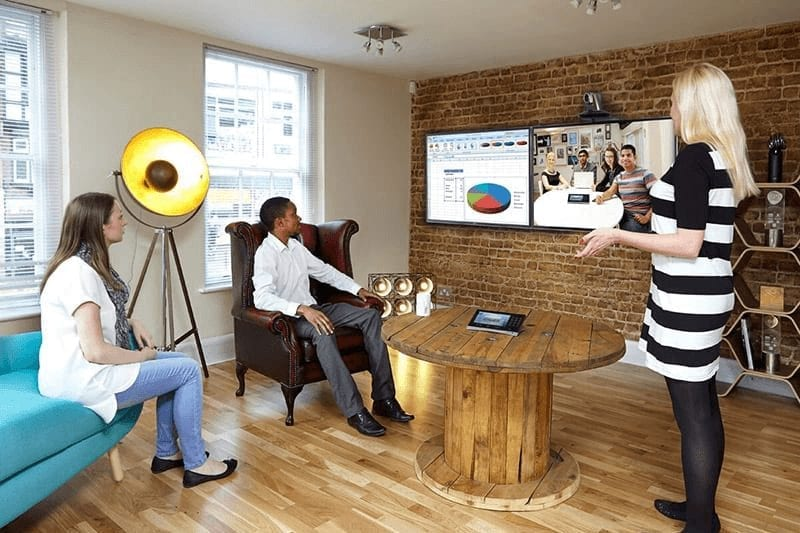 How to set up Skype For Business meeting rooms for more effective video conferencing