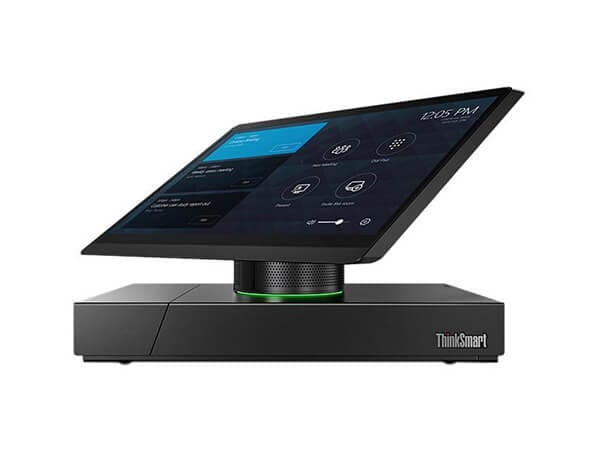 The Lenovo Smart Hub for video conferencing