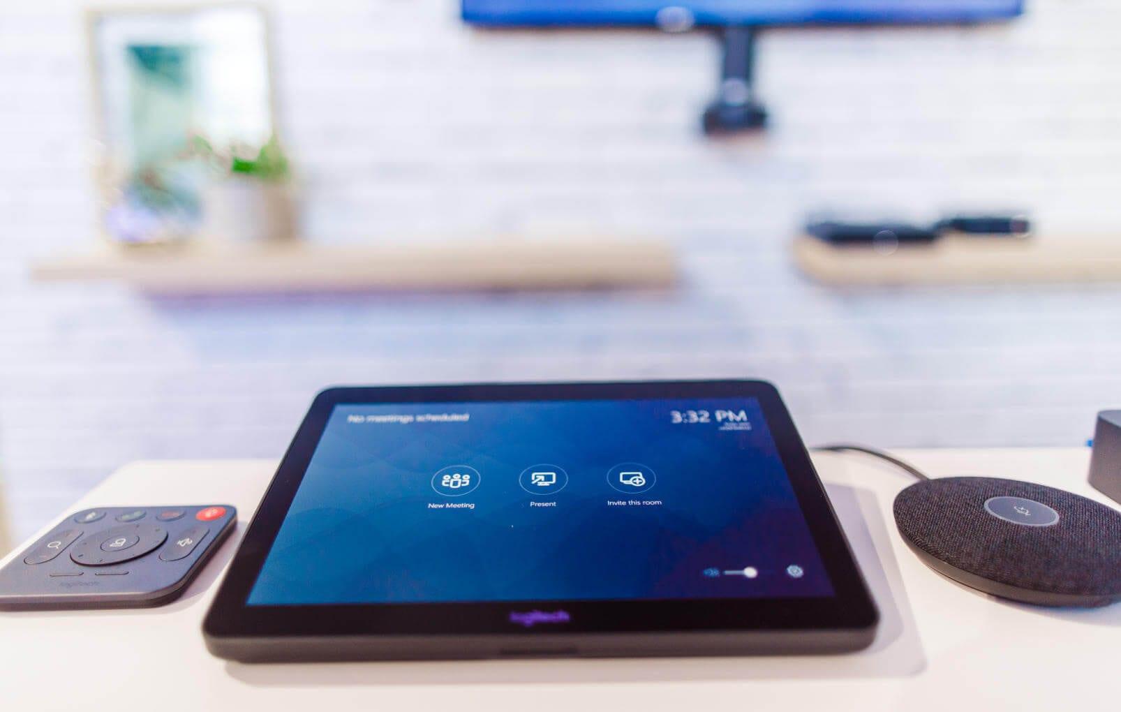 Meeting room AV hardware