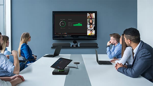 Lenovo ThinkSmart Hub 500 conferencing