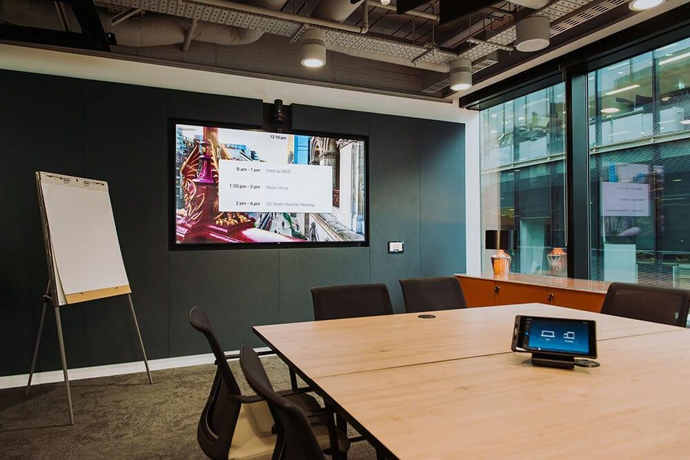 Google Hangouts Meets hardware