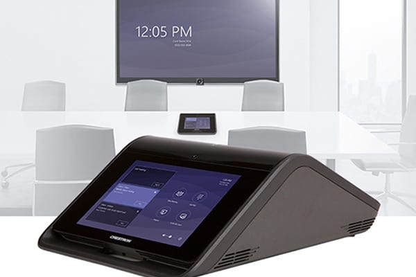 Crestron Flex meeting room system