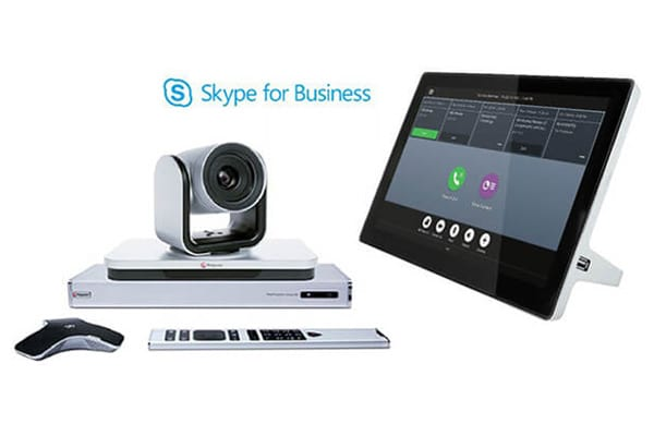Skype for Business - Market leading video conference hardware