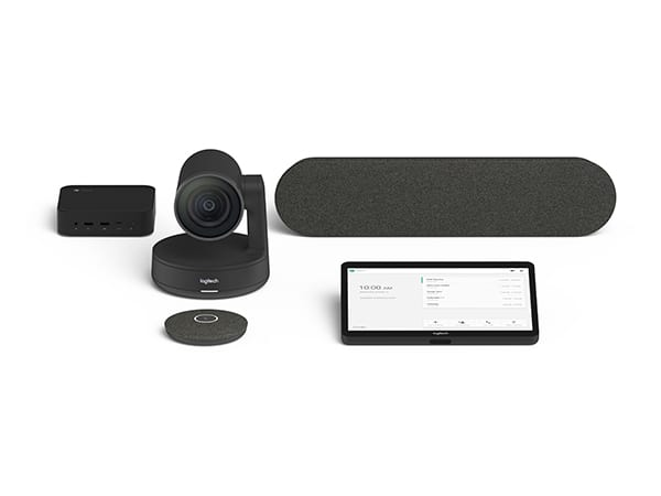 Logitech Tap for Hangouts Meets Medium Room Kit