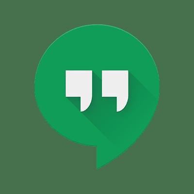 Google Hangouts Meet logo