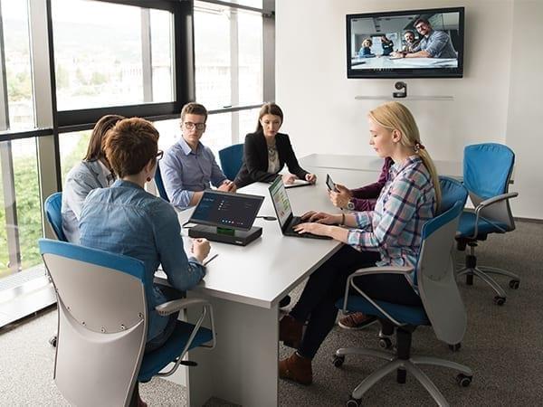 Lenovo video conferencing
