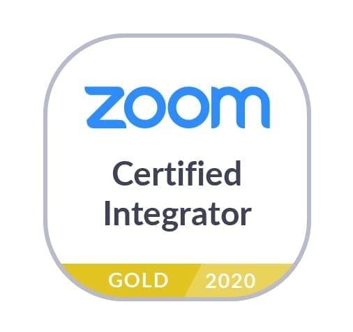 Zoom conferencing gold integrators