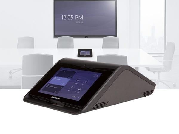 Crestron Flex meeting room AV system