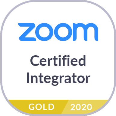 Zoom Room gold integrator