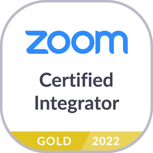 Zoom licences gold integrator