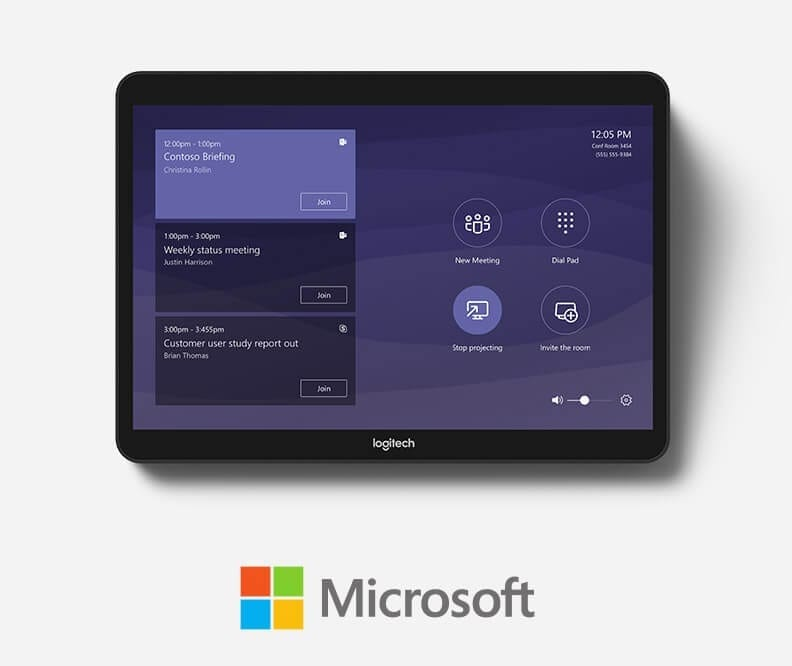 Logitech Tap for Microsoft Teams