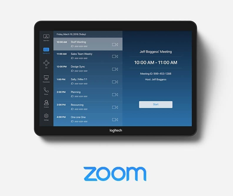 Logitech Tap for Zoom