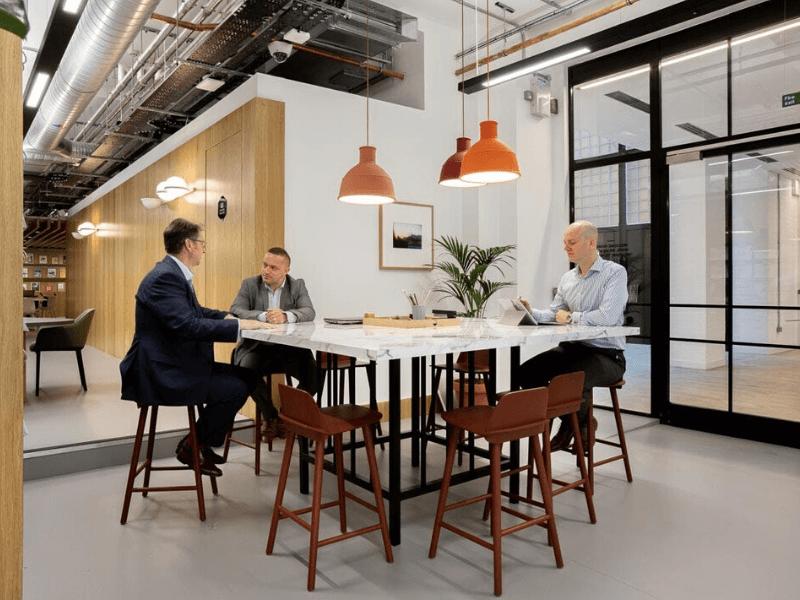 MVS London Office