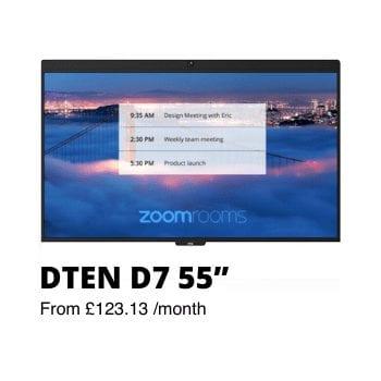 """DTEN D7 55"""""""