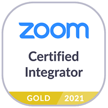 Zoom gold certified integrator